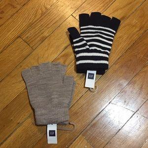 Gap Fingerless Gloves (2 pairs)